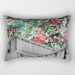 Party On The Roof Rectangular Pillow