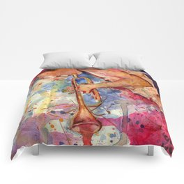 in the zone Comforters