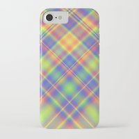 plaid iPhone & iPod Cases featuring Plaid by Lyle Hatch