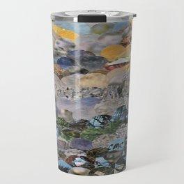 """ Blue Bonnets "" Travel Mug"