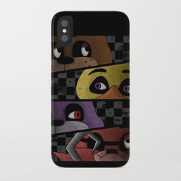 Freddy and Friends are Ready! iPhone Case