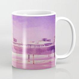 Pink winter city Coffee Mug