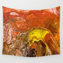 Solar Flair Wall Tapestry