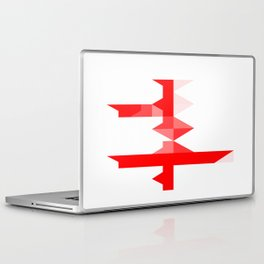 Across Laptop & iPad Skin