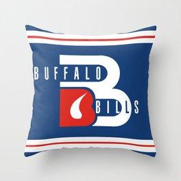 DUBS Throw Pillow