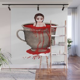 Cup of Blood Wall Mural
