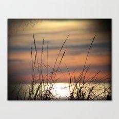 Grassy Breezes Canvas Print