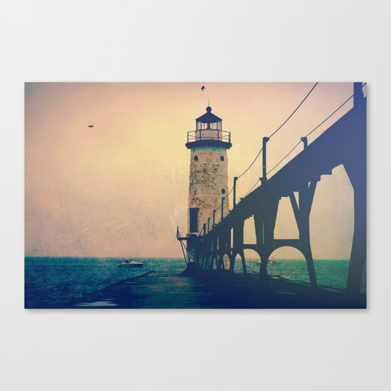 Beacon Canvas Print