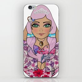 VanMoon Nadya iPhone Skin