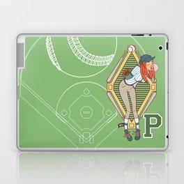 Köpke's Basegirl! Laptop & iPad Skin