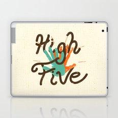 High Five   Laptop & iPad Skin