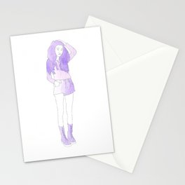 Typical Girl Katherine Stationery Cards