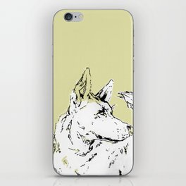Howl Along iPhone Skin
