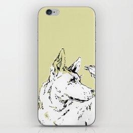Howl Along iPhone Skin