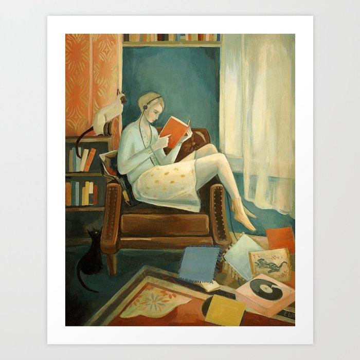 Eleanor's Room Kunstdrucke