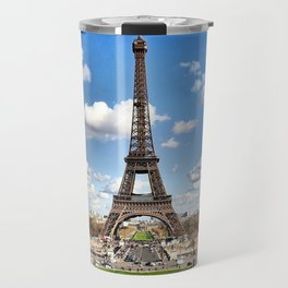 Paris - World Big City Travel Mug
