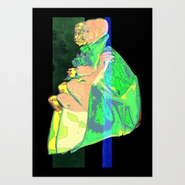 """Codename: Susan Glenn"" Pt.6 Art Print"