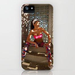 Annalise 2 iPhone Case