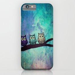 owl-46 iPhone Case
