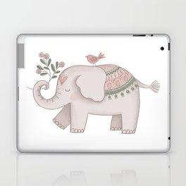 Bohemian Elephant Laptop & iPad Skin