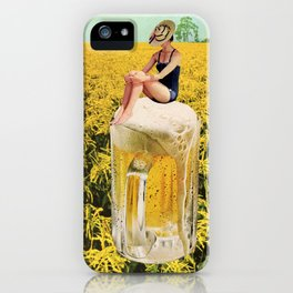 Summer Daze iPhone Case