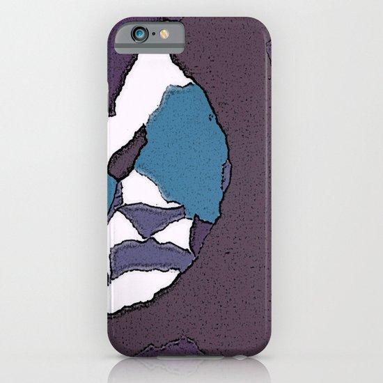 Man face iPhone & iPod Case