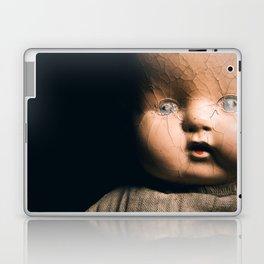 Creepy Doll Laptop & iPad Skin