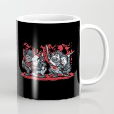 Where the Slashers Are (Grayscale) Mug
