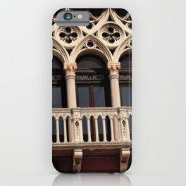 windows in Venice iPhone Case