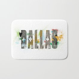 Dallas Bath Mat