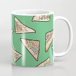 Fairy Bread in Green, Aussie 90s birthday party Coffee Mug