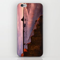 Lindisfarne Castle iPhone & iPod Skin