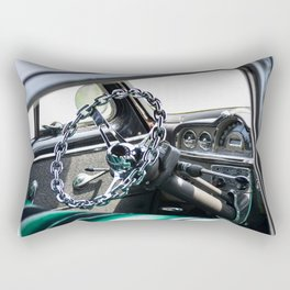 On Lock Rectangular Pillow