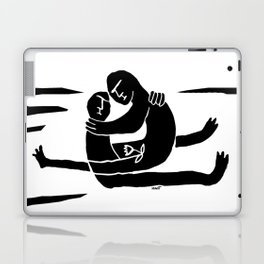 Moonflower Warrior Laptop & iPad Skin
