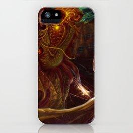 Illusion iPhone Case