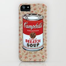 soup iPhone (5, 5s) Slim Case