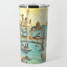 Ship City Travel Mug