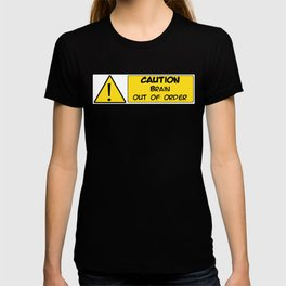 Brain out of Order T-shirt