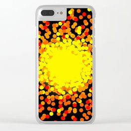 Explosive Clear iPhone Case