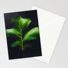 The Leaf (Color) Stationery Cards