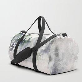 Winter mist Duffle Bag