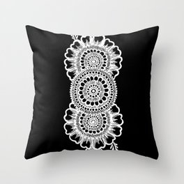 Sneha (Love) #2 Inverted Throw Pillow