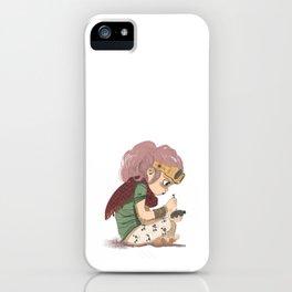 Bricolage iPhone Case