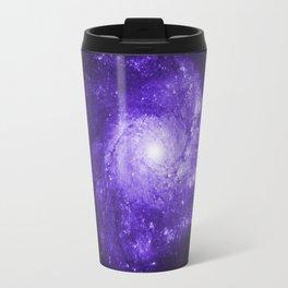 Pinwheel Galaxy Ultraviolet Travel Mug