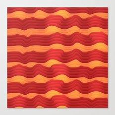 Makin' Bacon Canvas Print