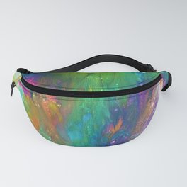 Floral Punch Fanny Pack