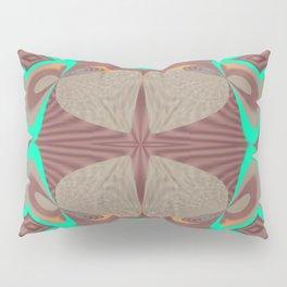 Pallid Minty Pattern 9 Pillow Sham