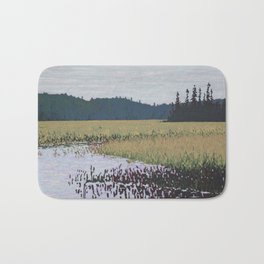 The Grassy Bay, Algonquin Park Bath Mat