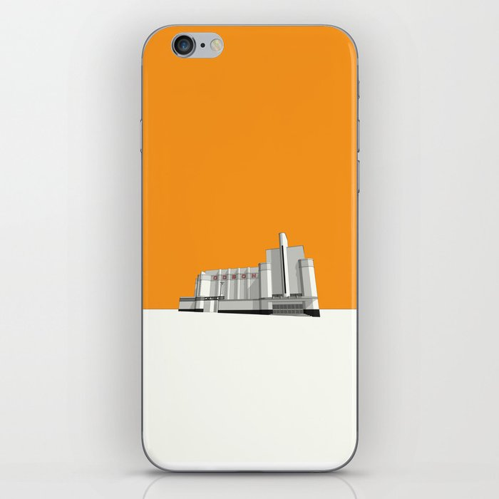 ODEON Woolwich iPhone Skin