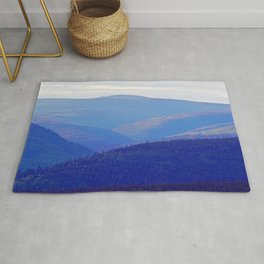 Rolling Hills of the Peninsula Rug